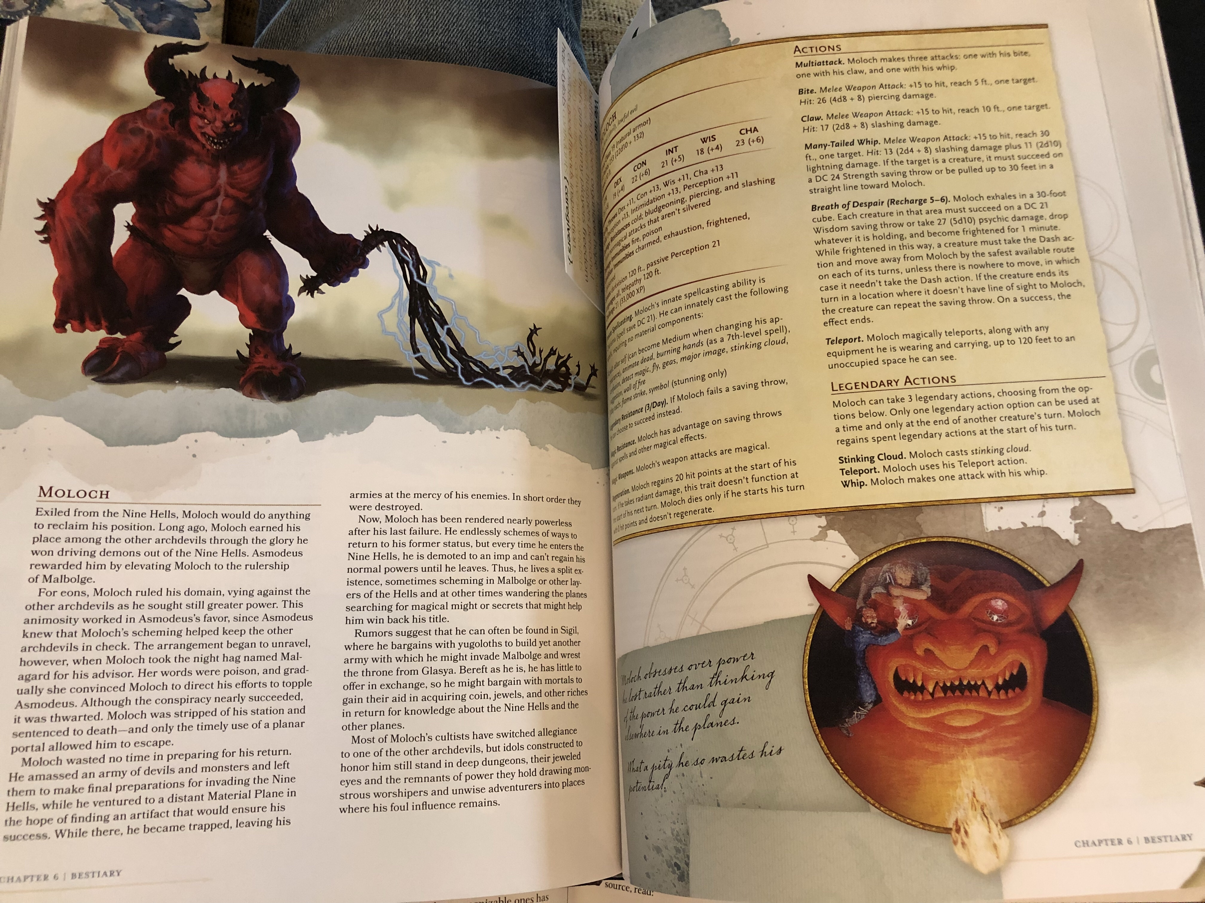 Savaging Icrpg Plus The Eidolon Of Moloch Adventure Visions Of